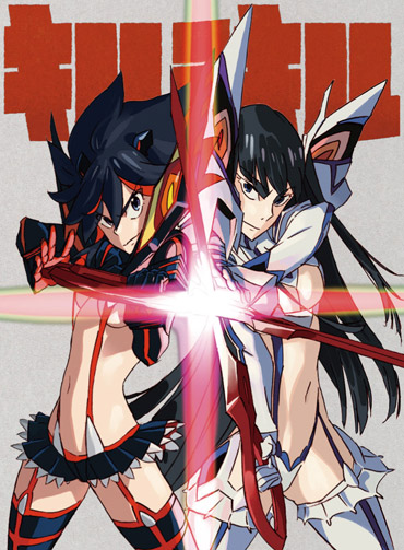 Kill La Kill Review Image