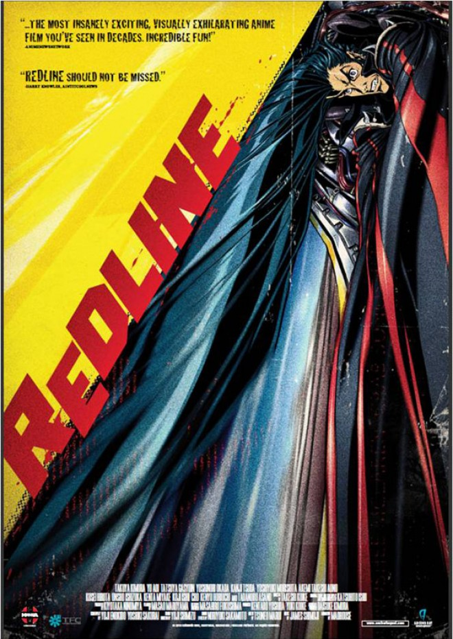 Redline Review Image