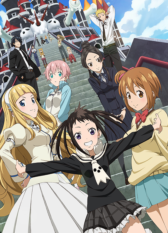 Soul Eater Not! Review Image