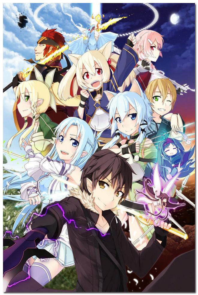 Sword Art Online II Review Image