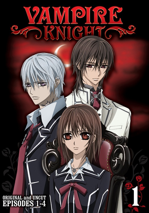 Vampire Knight  Review Image