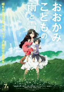 Wolf Children Review Image